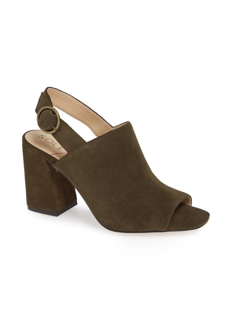 d66fa379eec Sole Society Sole Society Juniah Block Heel Sandal (Women)