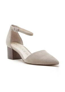 Sole Society Katarina Ankle Strap Pump (Women)