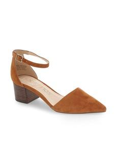 Sole Society 'Katarina' Block Heel Pump (Women)