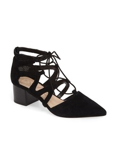 Sole Society Kitt Ghillie Lace Pump (Women)