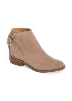Sole Society Lachlan Tie Back Bootie (Women)