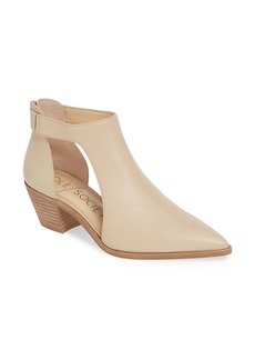 Sole Society Lanette Pointy Toe Bootie (Women)