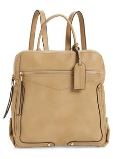 Sole Society Ledo Faux Leather Backpack