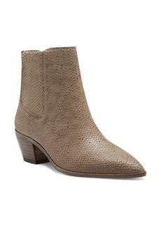 Sole Society Lolanna Pointed Toe Bootie (Women)