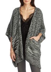 Sole Society Marled Knit Wrap