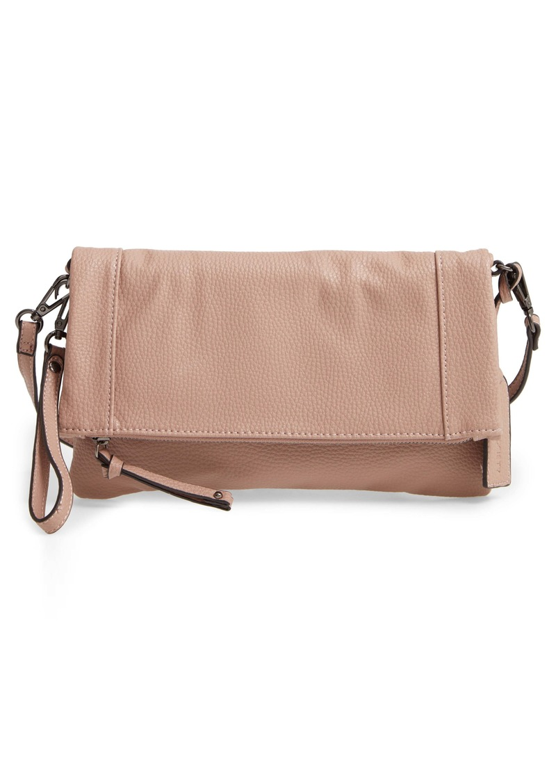 Sole Society Marlena Faux Leather Clutch