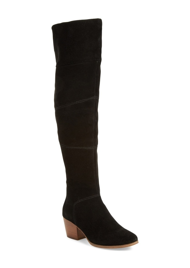 aacc37da56a Sole Society Sole Society Melbourne Over the Knee Boot (Women)