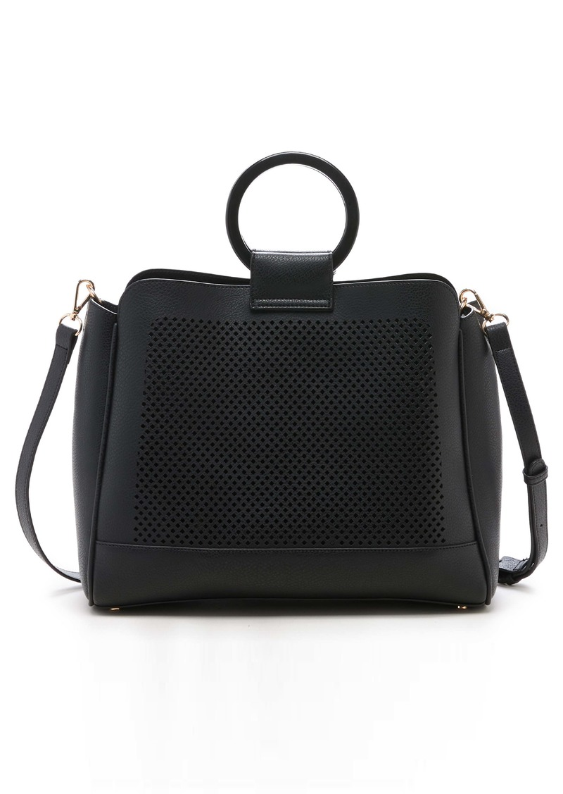 Sole Society Nicoh Faux Leather Satchel