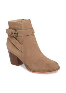 Sole Society Paislee Buckle Strap Bootie (Women)