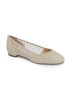 Sole Society Pammy Ballet Flat (Women)