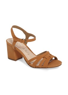Sole Society Paulina Block Heel Sandal (Women)