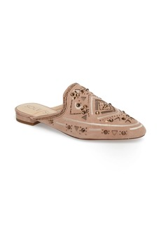 Sole Society Peace Embellished Loafer Mule (Women)