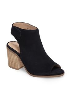 Sole Society Peep Toe Sandal (Women)