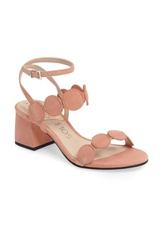 Sole Society Shea Block Heel Sandal (Women)