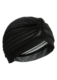 Sole Society Shimmer Twisted Turban
