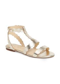 Sole Society So-Maladee Flat Sandal (Women)