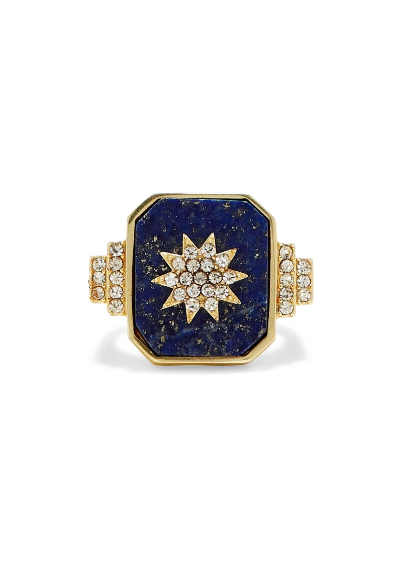 Sole Society Starburst Cocktail Ring