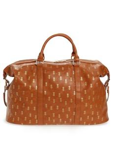 Sole Society Tulum Pineapple Print Weekend Duffel Bag