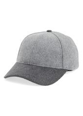 Sole Society Two-Tone Baseball Cap
