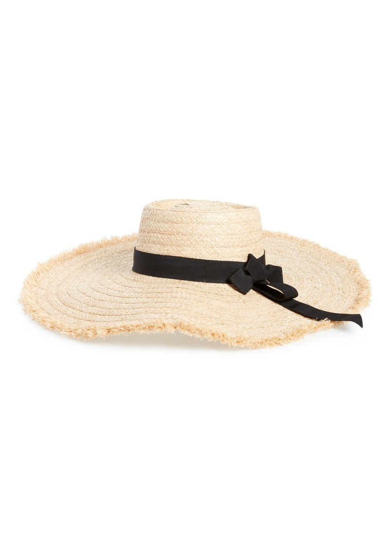 On Sale today! Sole Society Sole Society Wide Brim Sun Hat 020195761f7