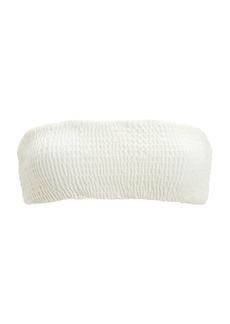 Solid & Striped Annabelle Bandeua Bikini Top