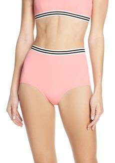 Solid & Striped Solid & Stripe Katie High Waist Bikini Bottoms