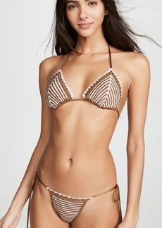 Solid & Striped Billy Bikini Top