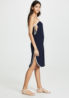 Solid & Striped Disco Slip Dress