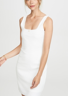 Solid & Striped Lettuce Edge Dress