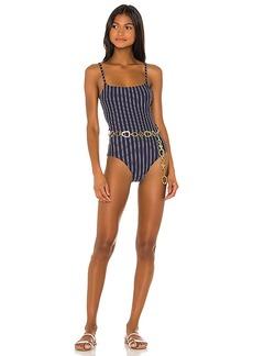 Solid & Striped Nina Belt One Piece