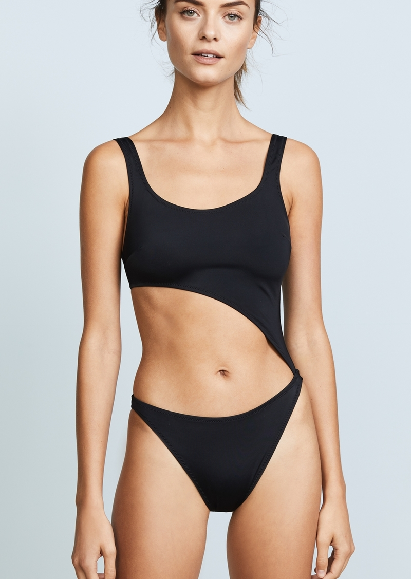 Solid & Striped Swim Team Jourdan One Piece
