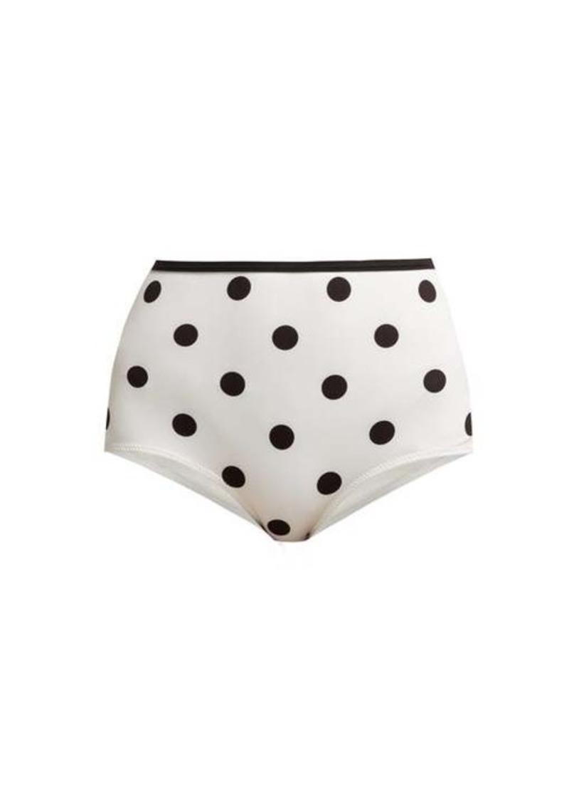Solid & Striped The Brigitte bikini briefs