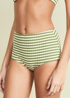 Solid & Striped The Ginger Bikini Bottoms