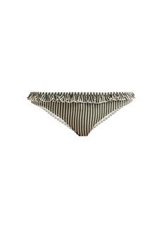 Solid & Striped The Milly ruffle bikini briefs