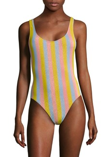 Solid & Striped The Anne-Marie One-Piece Swimsuit