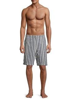 Solid & Striped The Boardshort Striped Swim Shorts