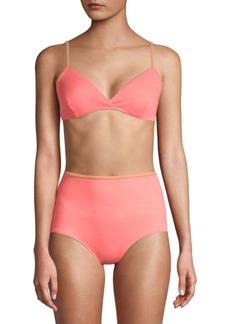 Solid & Striped The Brigitte Classic Bikini Top