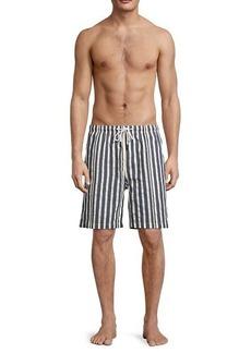 Solid & Striped The California Striped Swim Shorts