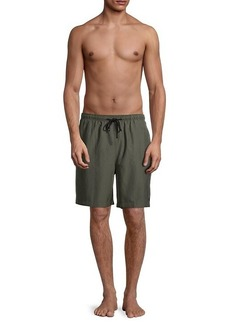 Solid & Striped The California Textured Swim Shorts