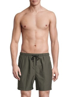 Solid & Striped The Classic Textured Swim Shorts