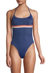 Solid & Striped The Marina One-Piece Swimsuit