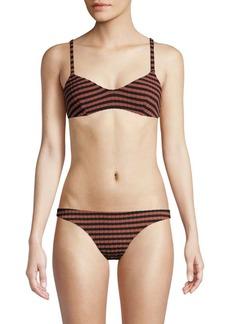 Solid & Striped The Rachel Two-Piece Bikini