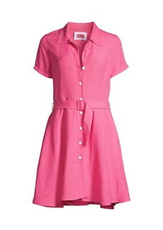 Solid & Striped Tourist Belted Shirtdress