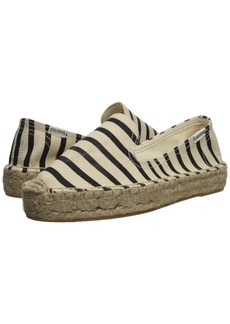Soludos Classic Stripe Smoking Slipper