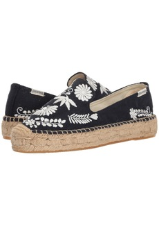 Soludos Ibiza Embroidered Smoking Slipper