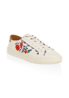 Soludos Ibiza Embroidered Sneakers