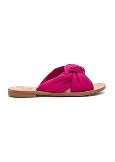 Soludos Knotted Slide Sandal