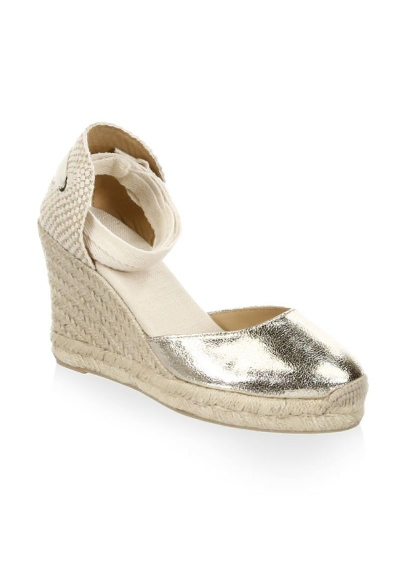 b862d43070acd Soludos Metallic Tall Wedge Espadrilles