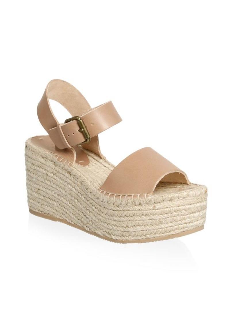 805ea8106239 Soludos Minorca Leather High Platform Sandals