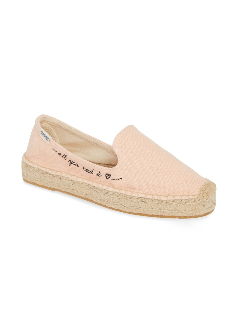 Soludos All You Need Espadrille Flat (Women)